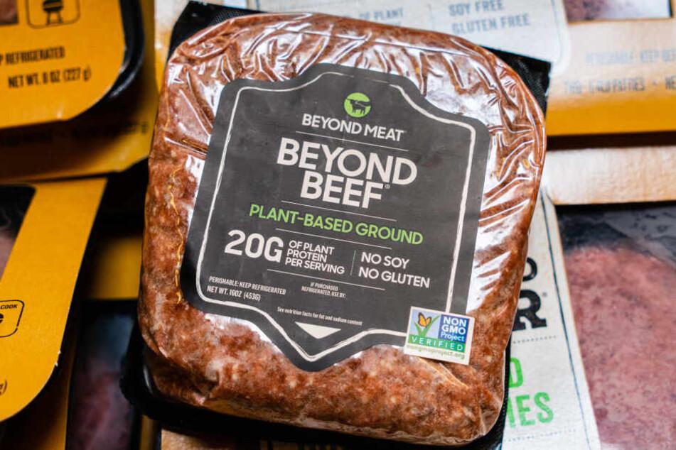 Sieht aus wie echtes Hack: Beyond Beef®