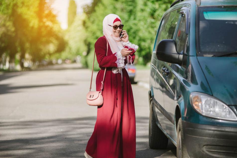 Die Frau sei aufgrund des Fastenmonats Ramadan zu aufgeregt und nervös gewesen. (Symbolbild)