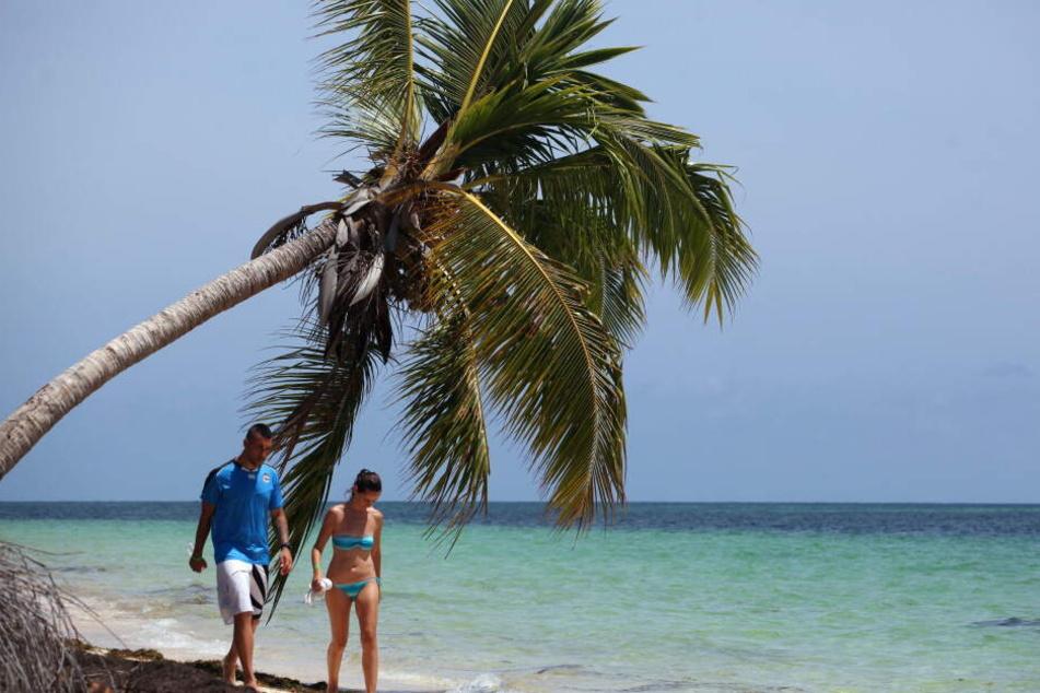 Sonne, Strand und Meer - die Karibik lockt jedes Jahr mehrere Millionen Touristen in das Urlaubsparadies.