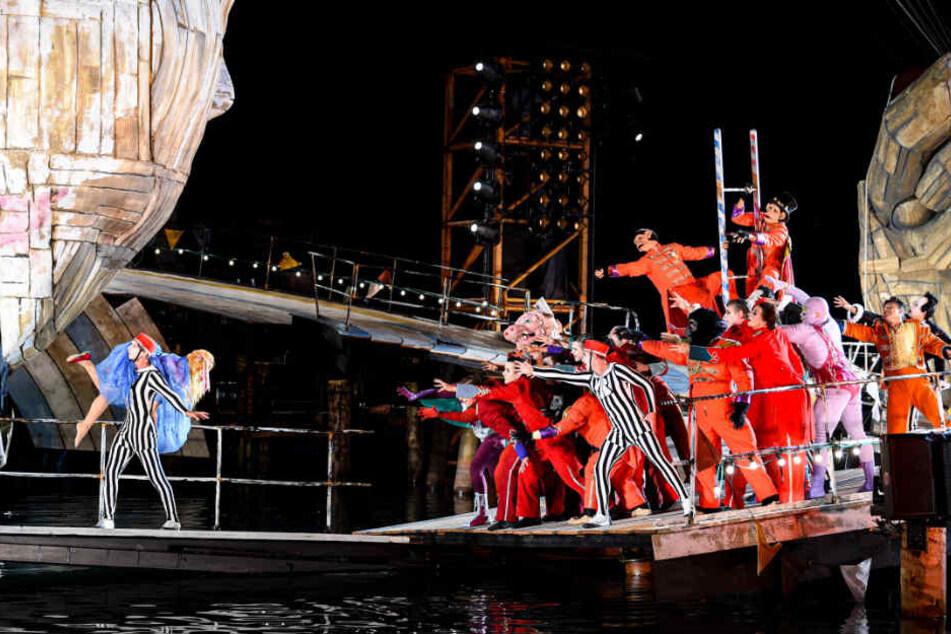 """Die Verdi-Oper """"Rigoletto"""" macht den Auftakt."""