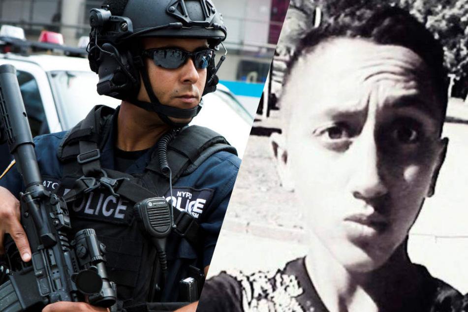 Nach der Transporter-Attacke von Barcelona wurde dieser Mann von der Polizei gesucht: Moussa Oukabir (ca. 17 Jahre alt).