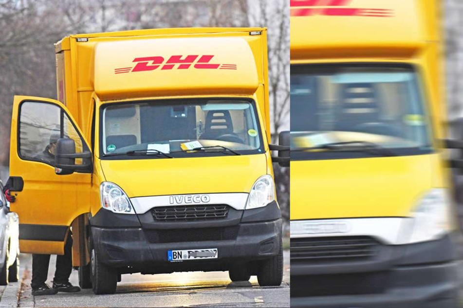 In der Vorweihnachtszeit werden täglich gut 8 Millionen Pakete transportiert.