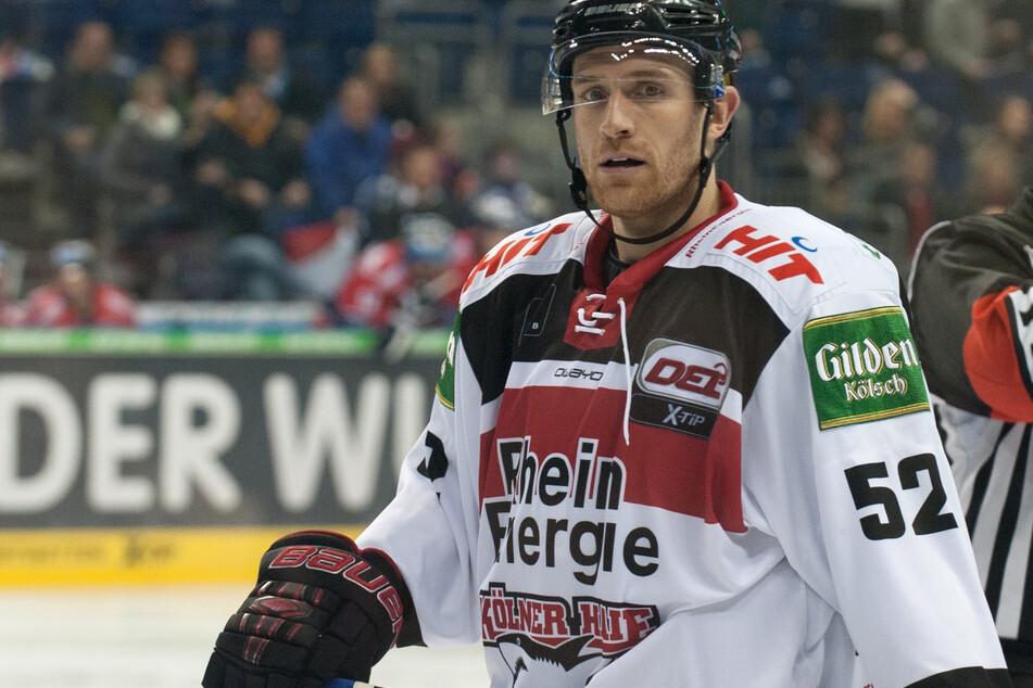 Alexander Sulzer (36) spielte von 2014 bis 2019 für die Kölner Haie.