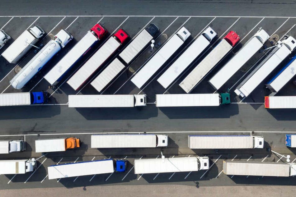 Immer weniger Lkw-Fahrer: Droht der Versorgungskollaps? (Symbolbild)