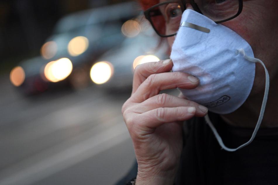 Deutsche Innenstädte haben mit starker Luftverschmutzung zu kämpfen.
