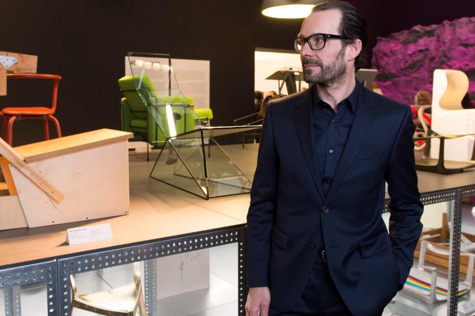 Designer Konstantin Grcic ist seit früher Kindheit ein großer Fan von Booten.