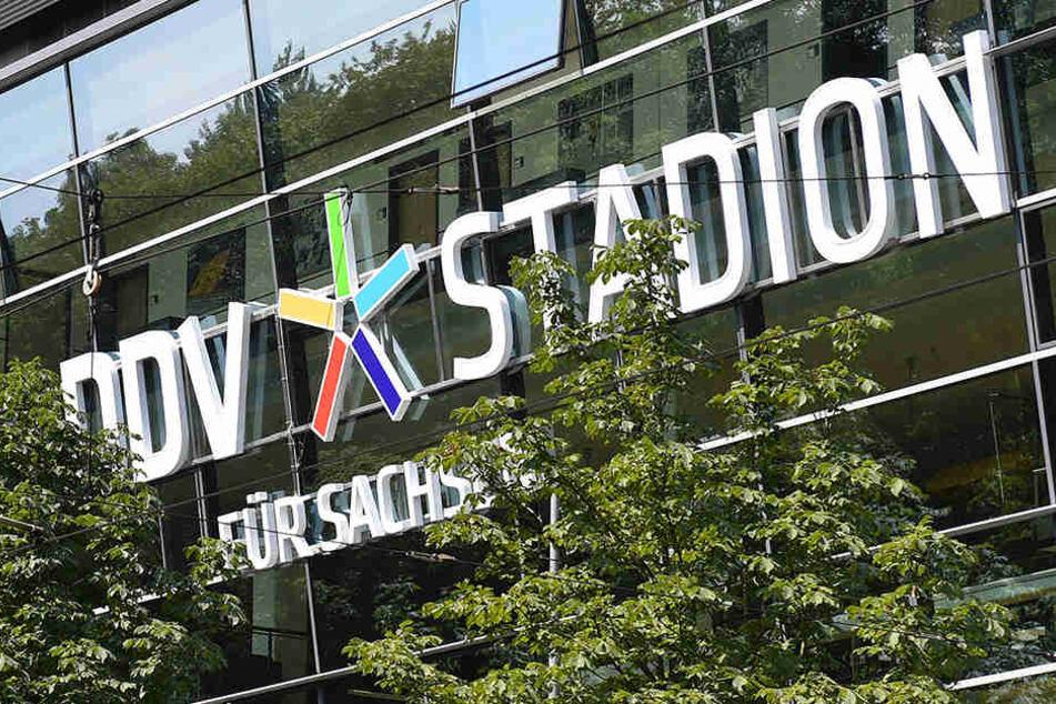 Seit Februar 2016 ist die DDV-Mediengruppe neuer Namensgeber des Dynamo-Stadions.