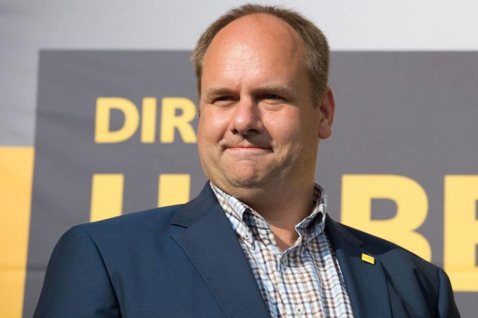 Ob Dirk Hilbert hat Amazons Sprachassistentin ausprobiert.