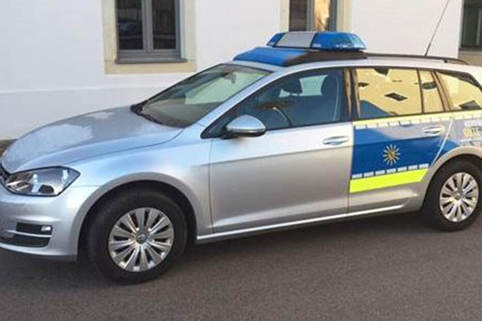 Neue Streifenwagen bei der Dresdner Polizei! Doch irgendwas ist komisch