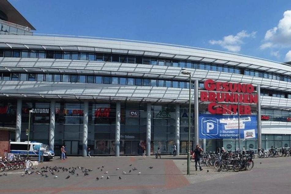 Dieses Einkaufszentrum im Berliner Stadtteil wollten Anis Amri und seine Komplizen in die Luft sprengen.