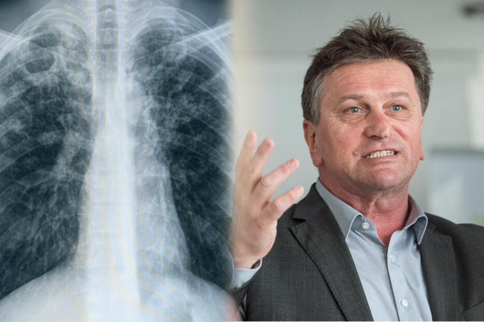 Über 100 Lehrer und Schüler mit Tuberkulose infiziert: Gesundheitsminister schaltet sich ein