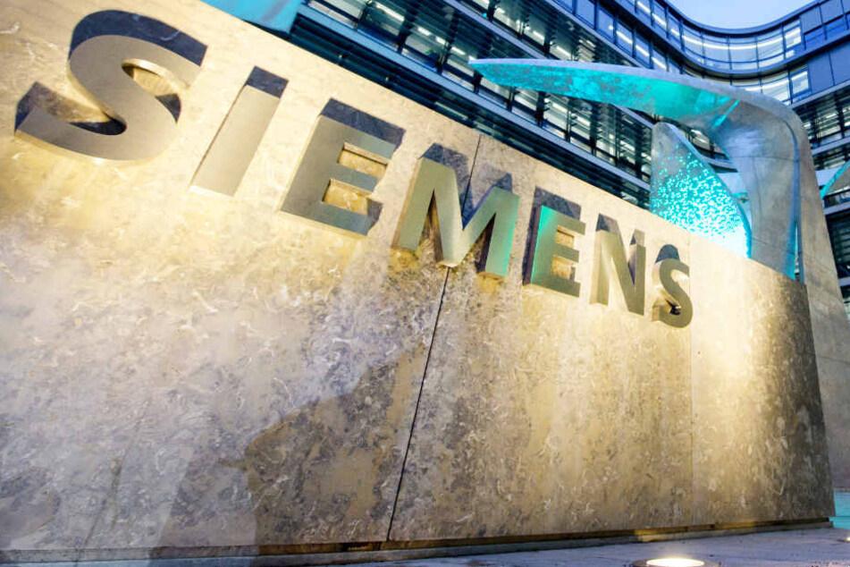 Siemens hat in Erlangen in Bayern eine neue Zentrale geschaffen. (Symbolbild)