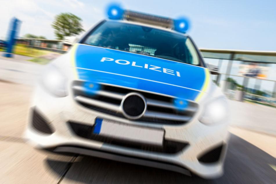 Die Polizei konnte den jungen Autofahrer nach 500 Metern stellen (Symbolbild).