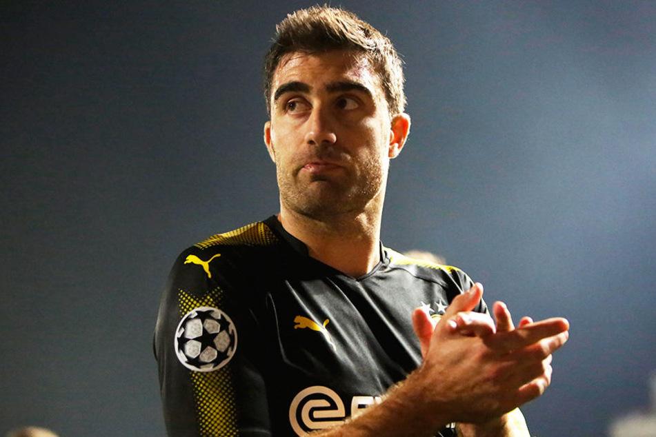 Verlässt Borussia Dortmund und wechselt zum FC Arsenal London: Sokratis.