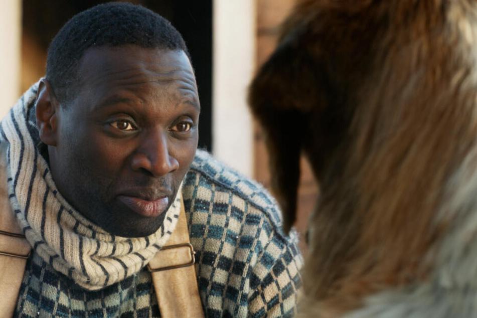 Perrault (Omar Sy) schenkt Buck von Anfang an sein Vertrauen.