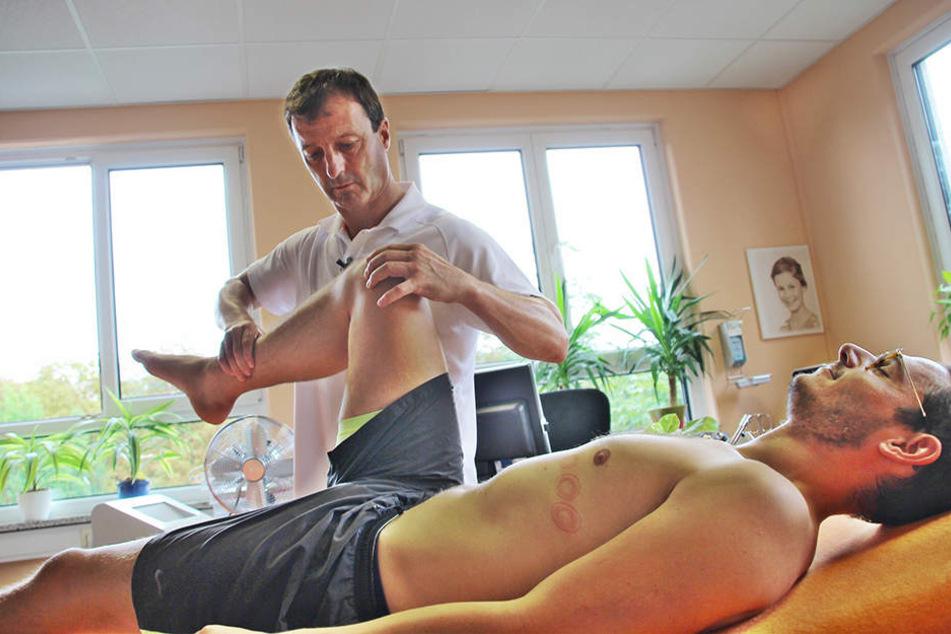 Ein kurzer Fitness-Check beim Facharzt macht Sinn, bevor man wieder sportlich aktiv wird.