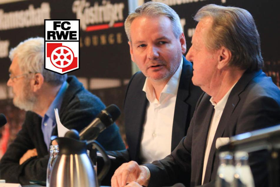 Rot-Weiß Erfurt wählt neuen Aufsichtsrat