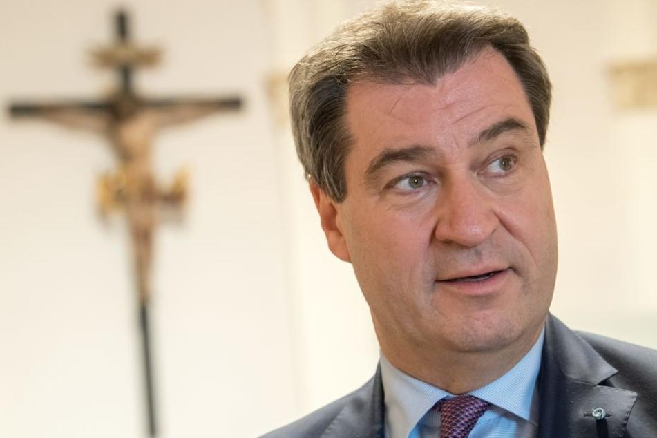 Markus Söder will CSU-Chef werden