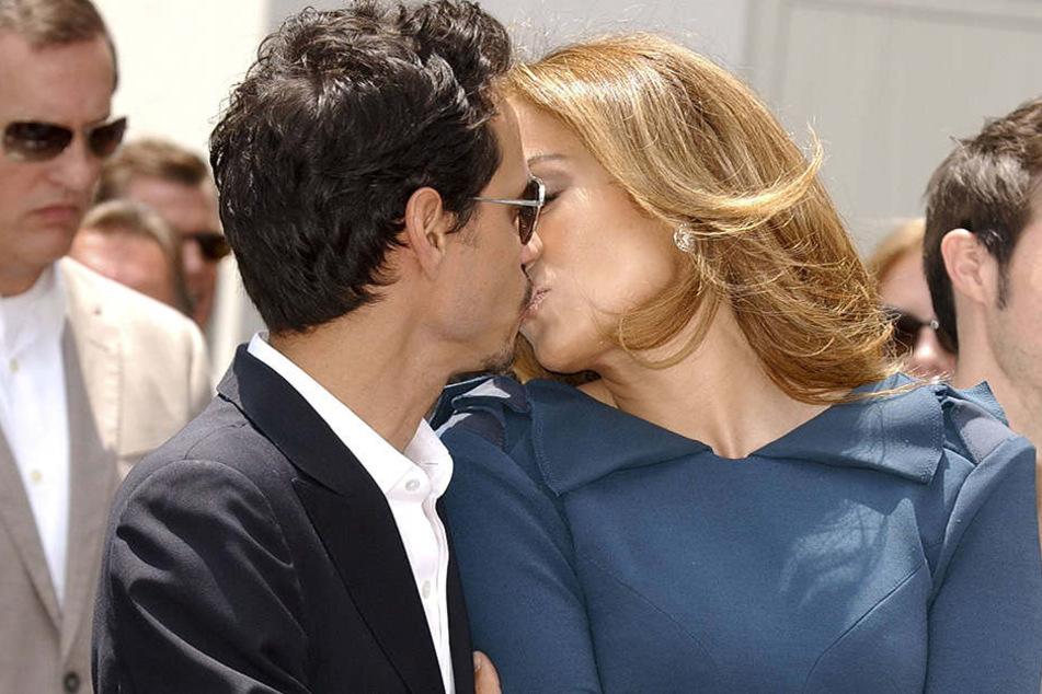 Diesen Kuss wird es bald wohl öfter zu sehen geben.