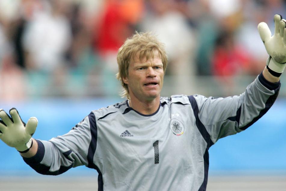 Lange Zeit hütete Oliver Kahn das Tor des FC Bayern. (Archiv)