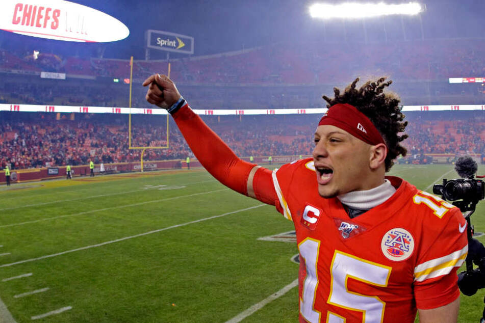 Furioses Comeback: NFL-Team geht das Feuerwerk zum Jubeln aus