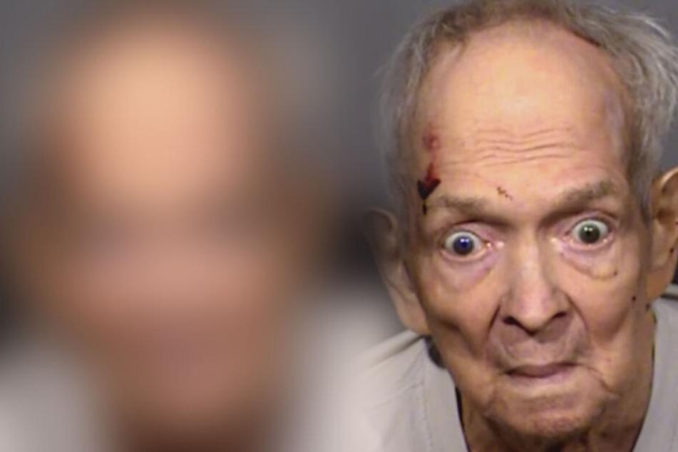 Wegen Wasserschaden: Mann (93) rastet aus und schießt um sich
