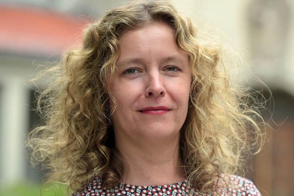Katja Lucker ist die Chefin des Pop-Festivals und von Musicboard Berlin.