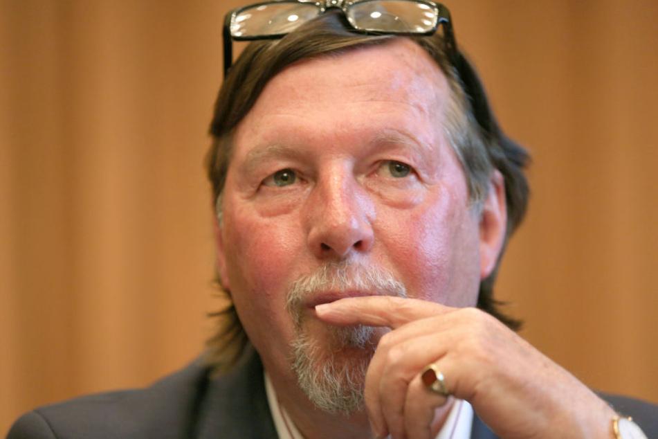 Der geschäftsführende Vizepräsident des Komitees, Christoph Heubner, möchte verhindern, dass die Rapper eine Show-Veranstaltung aus dem Besuch machen.