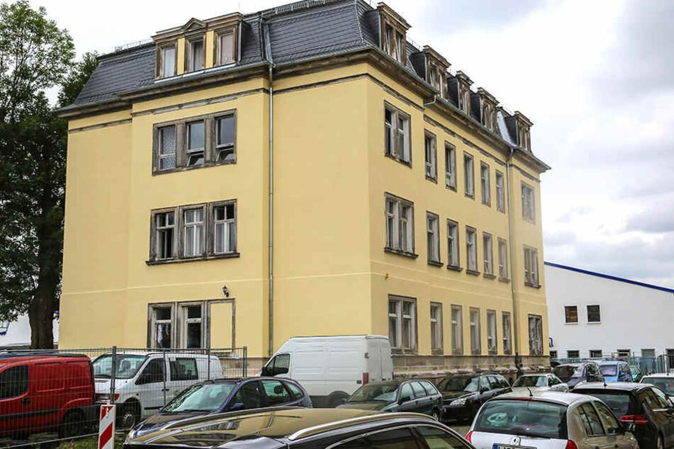In diesem Wohnheim kam es zum Geschlechtsverkehr von Angeklagtem und dem Mädchen.