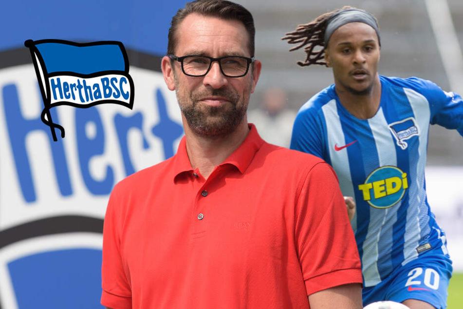 Hertha-Manager Preetz verrät: Diese Spieler sollen Lazaro ersetzen