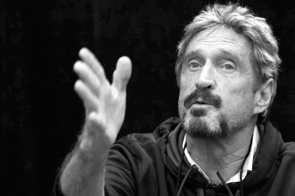 Antivirus and cybersecurity pioneer John McAfee found dead in Spanish prison