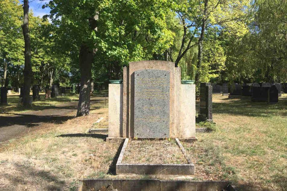 Stadt fördert Erweiterung des Neuen Israelitischen Friedhofs