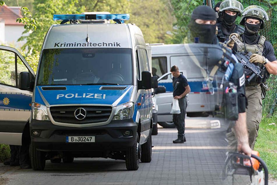 Frauenmörder Edin A. aus Berlin ist gefasst!