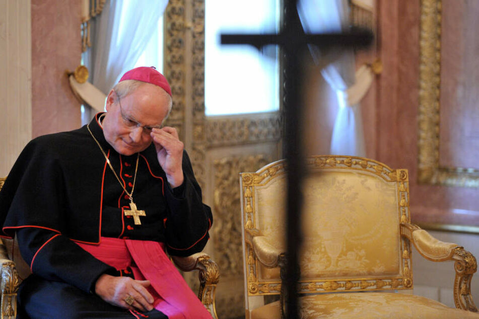 Der neue Augsburger Bischof Konrad Zdarsa.