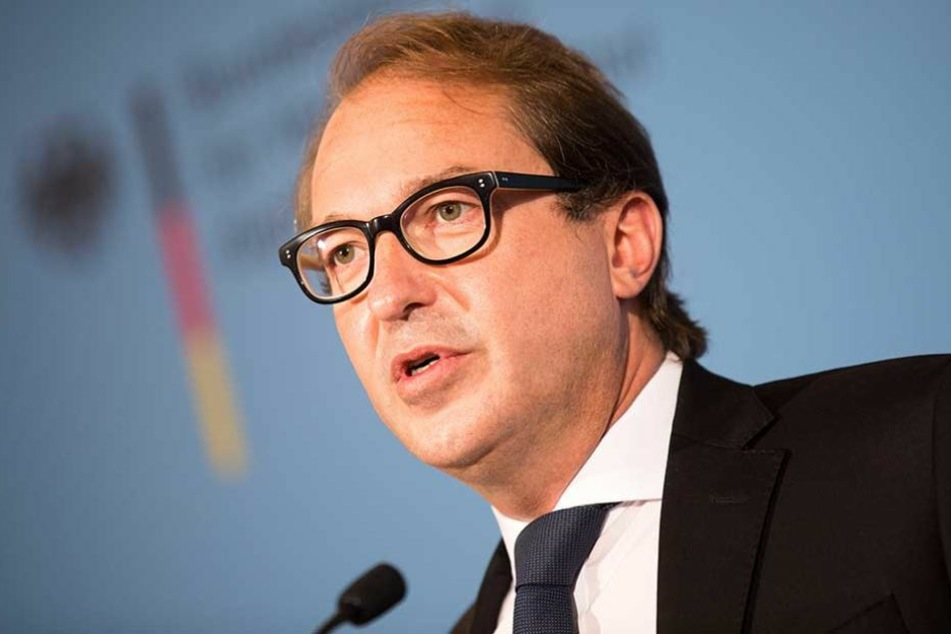 Verkehrsminister Alexander Dobrindt (CSU).