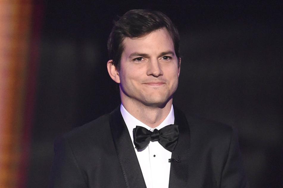 Ashton Kutcher (40) hatte noch mal Glück im Unglück.