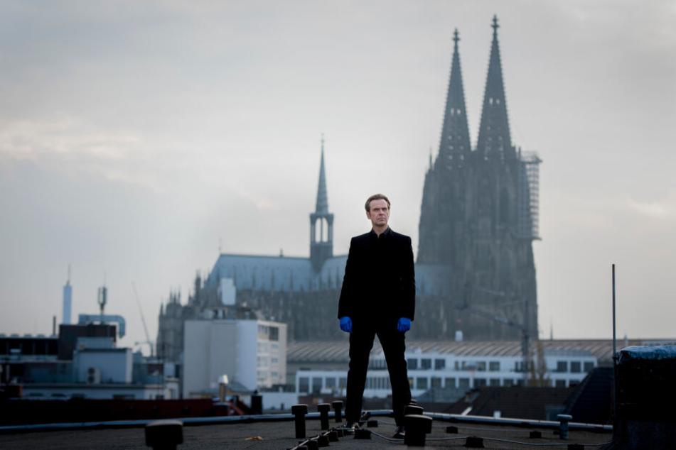 Professor T. geht ab Freitag wieder im ZDF auf Mördersuche.