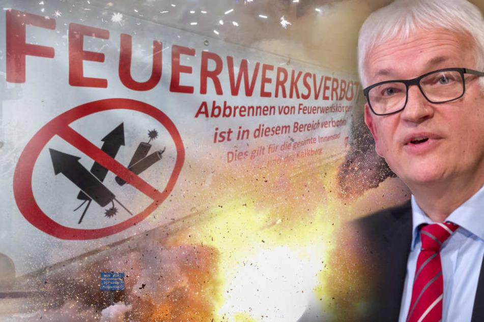 Kein Silvester in deutschen Innenstädten? Umwelthilfe will Böller-Verbot