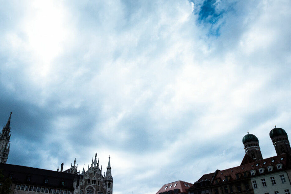 Das Wetter in München ist am Wochenende geprägt von Wolken - und noch mehr Sonne.