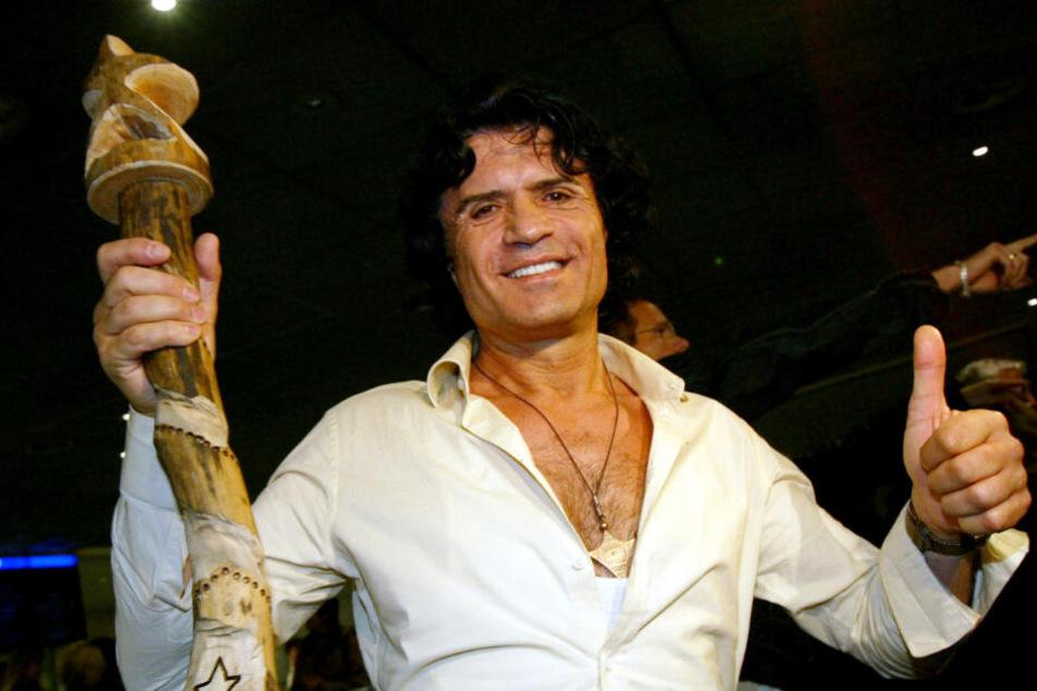 Costa Cordalis war am Dienstag im Alter von 75 Jahren gestorben. (Archivbild)