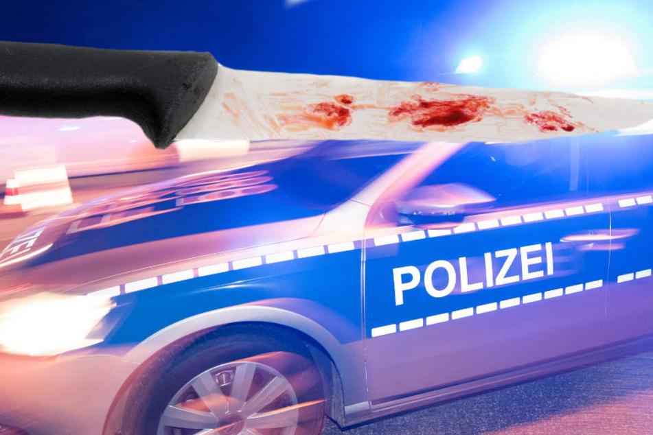 Wegen einem blutigen Messerangriff rückten am Donnerstag mehrere Polizeistreifen aus (Symbolbild).