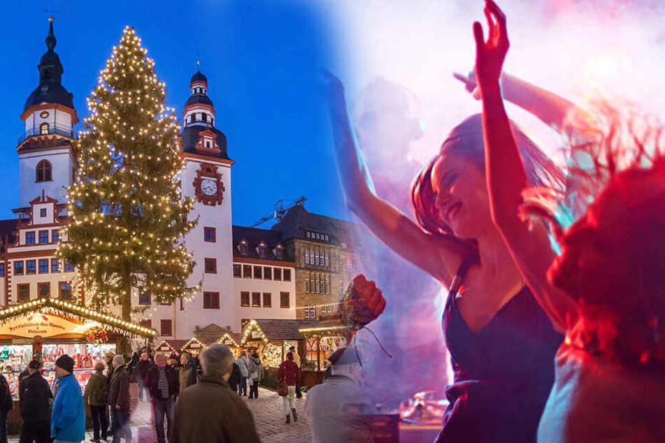Weihnachtsmarkt, Party und Travestie: Hier ist heute jede Menge los