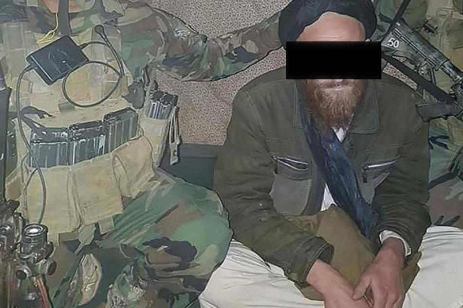 Mutmaßlicher deutscher Militärberater der Taliban gefasst