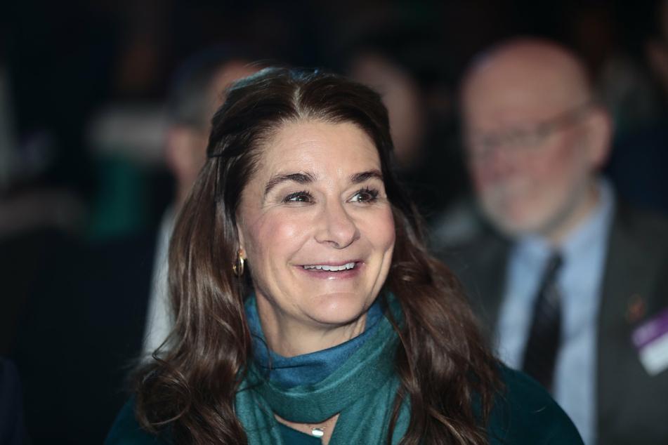 Melinda Gates nimmt an einer internationalen Konferenz zu Gesundheit in Entwicklungsländern teil. (Archivfoto(