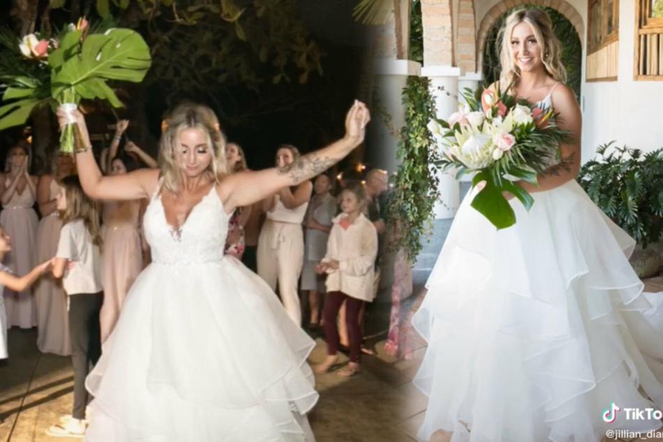 Mann verlässt seine Braut einen Tag nach der Hochzeit, der Grund ist unglaublich!