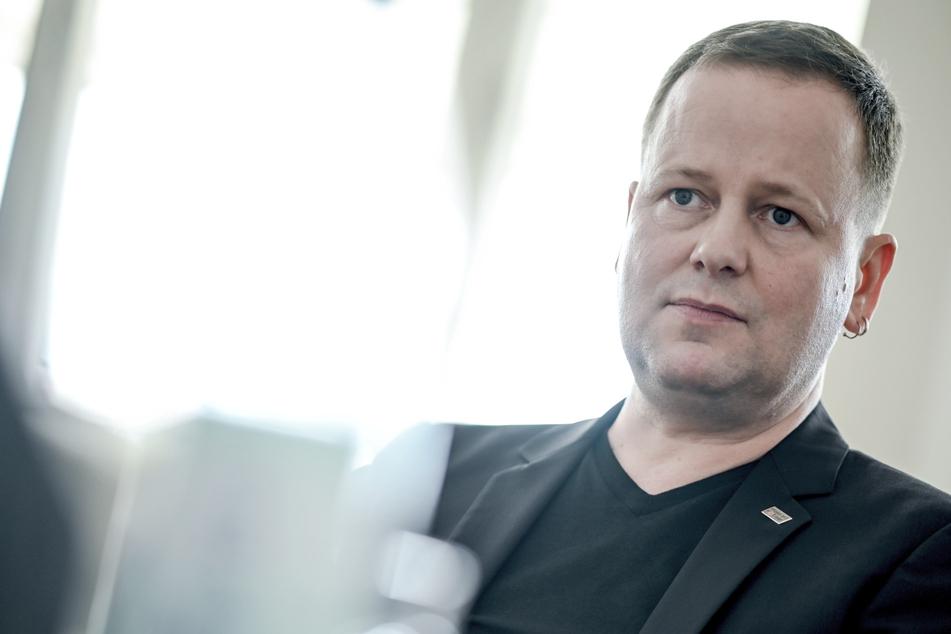Berlins Kultursenator Klaus Lederer (46). (Archivbild)