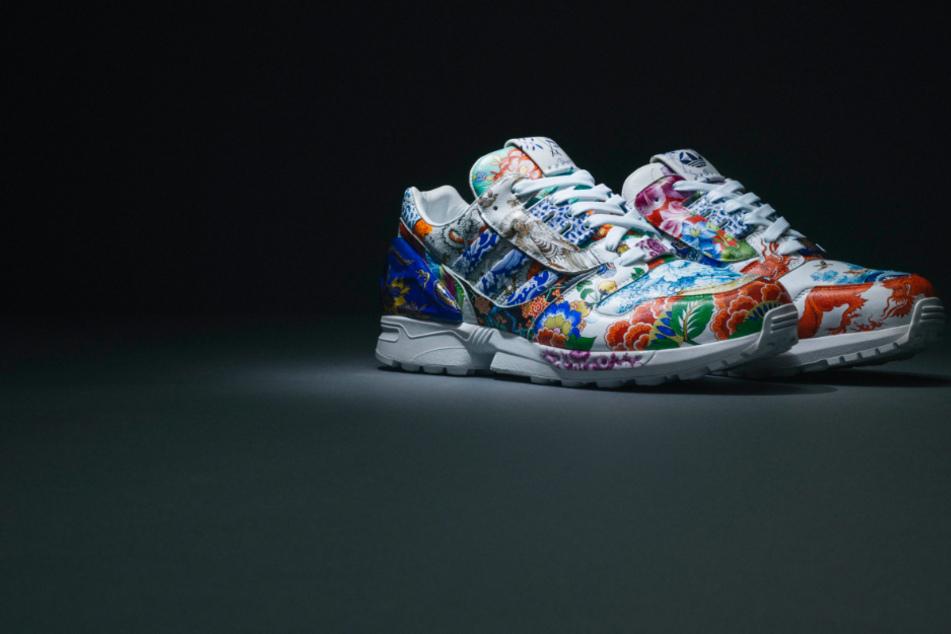 Diese Millionen-Treter sind rekordverdächtig: Meissener kreiert adidas-Sneaker
