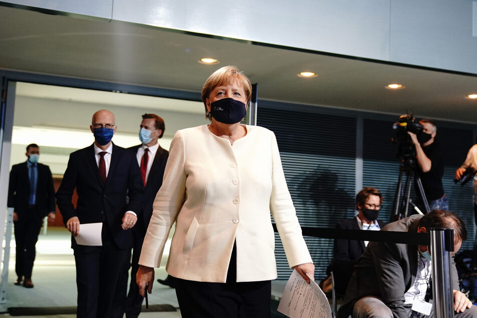 Steigende Infektionszahlen: Kanzlerin berät mit NRW-Oberbürgermeistern