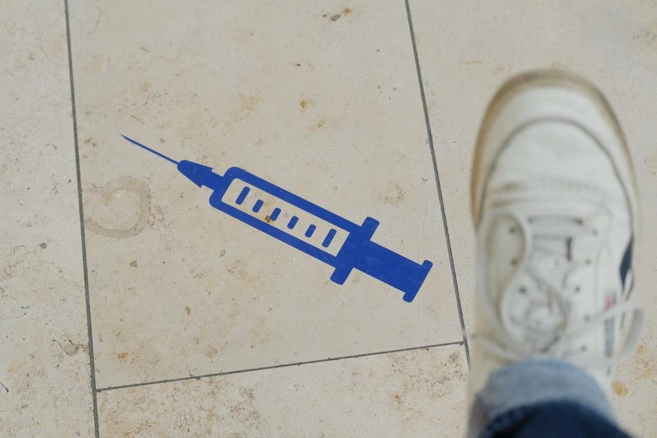 In Sachsen sollen bald auch Obdachlose ihre Impfung erhalten. (Symbolbild)