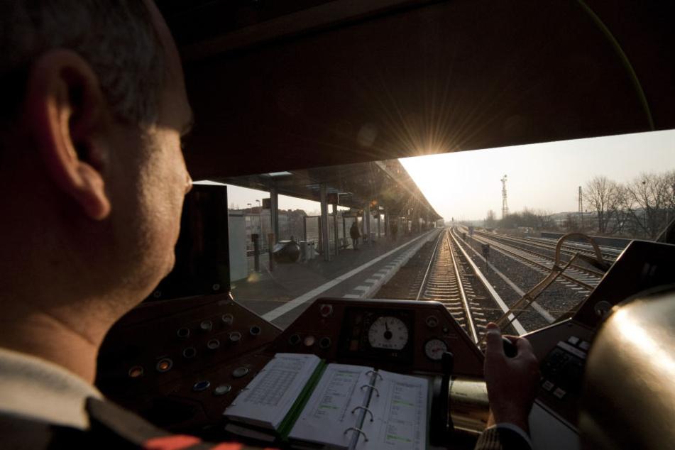 Unbekannte haben am Sonntagnachmittag Steine auf mehrere S-Bahn-Züge in Berlin geworfen (Symbolbild).